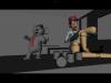 slowpoke and the carpenter