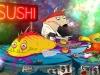 Cosmic Sushi